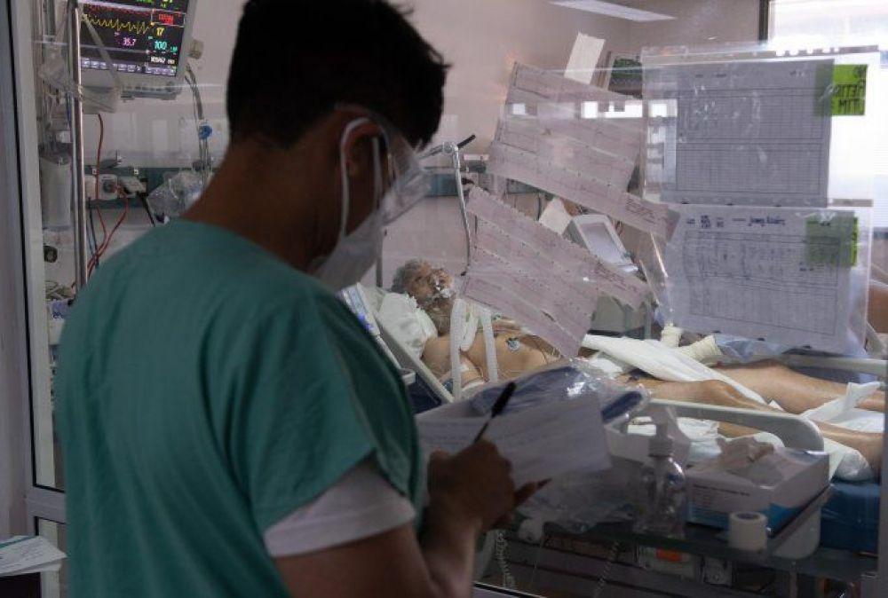 La cepa Manaos se extiende por el país, ahora la detectaron en Jujuy