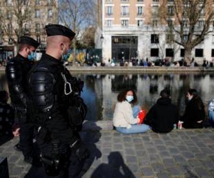 foto: Francia multará a los argentinos que incumplan la cuarentena