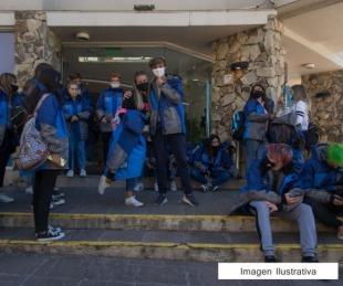 foto: Cepa de Manaos: se contagiaron en un viaje de egresados