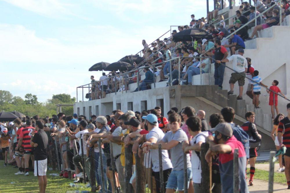 Clausura de San Patricio: Los partidos deben ser sin público