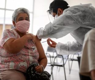 foto: Este martes habilitan nuevos turnos de vacunación contra el COVID-19