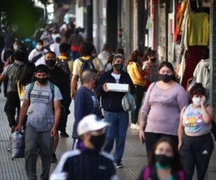 foto: Covid en Argentina: Hubo 20.461 nuevos contagios y 248 muertes
