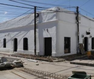 foto: El Museo de Artesanías recuperó dos espacios y comenzaron las obras