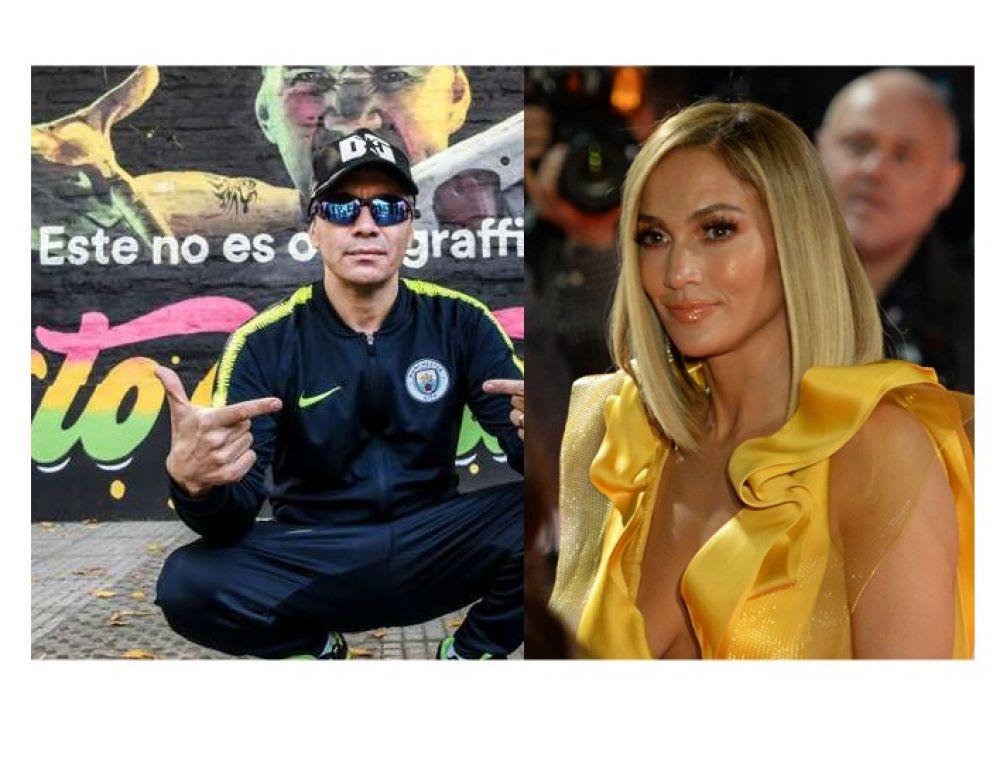 Pablito Lescano y su desopilante declaración de amor a Jennifer López