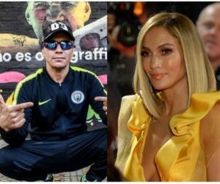 foto: Pablito Lescano y su desopilante declaración de amor a Jennifer López