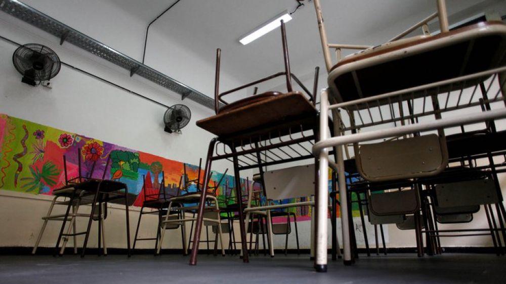 Santa Cruz, sigue sin clases presenciales desde marzo de 2020