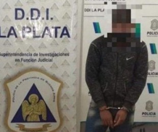 foto: Fue detenido acusado de abusar y embarazar a su hermana de 13 años