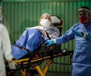 foto: Argentina superó 60.000 muertes y hubo 25.932 nuevos casos
