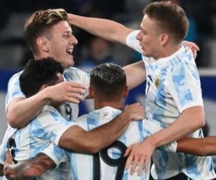 foto: TOKIO 2021: La Selección Argentina de fútbol ya conoce a sus rivales
