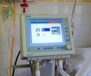 foto: Se robaron un respirador del área de terapia intensiva de un hospital