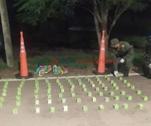 foto: Secuestraron un centenar de potes de crema de aceite de cannabis