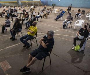 foto: Chile en su peor momento pese a la exitosa campaña de vacunación