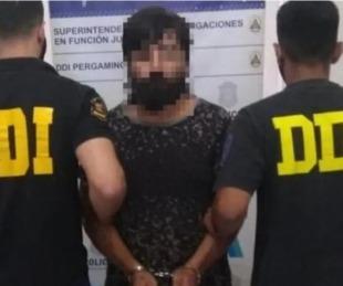 foto: Tras matar y violar a un bebé, cayó detenido por secuestrar a su ex