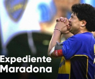 foto: Resultados de la Junta Médica sobre la muerte de Maradona