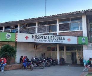 foto: Investigan el sabotaje a una bomba de agua en el Hospital Escuela