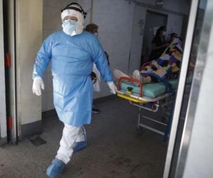 foto: Covid en la Argentina: informaron 443 muertes y 18.793 nuevos casos