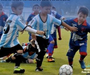 foto: Inscripciones abiertas para la Escuelita Municipal de Fútbol en Libres