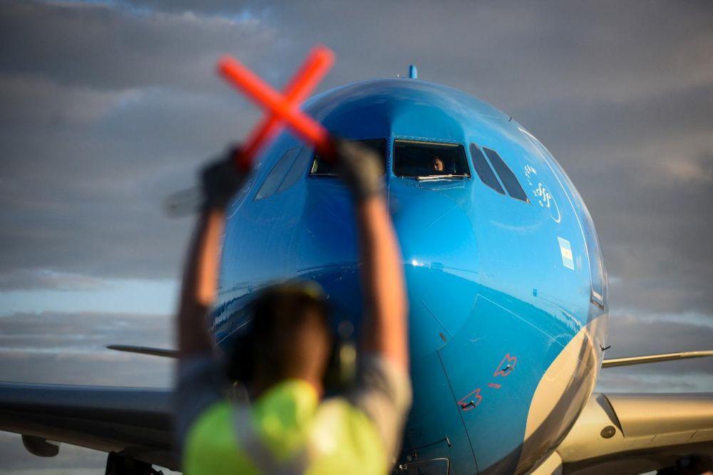 Arribó un vuelo con 765.545 mil dosis de la Sputnik V desde Moscú