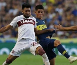 foto: Boca Juniors: Russo, decidido a poner lo mejor contra Lanús