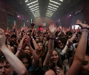 foto: Inglaterra: Disco abrió por primera vez para más de 3.000 personas