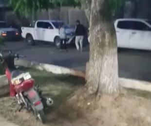 Esquina: involucran al intendente en confuso episodio de tránsito