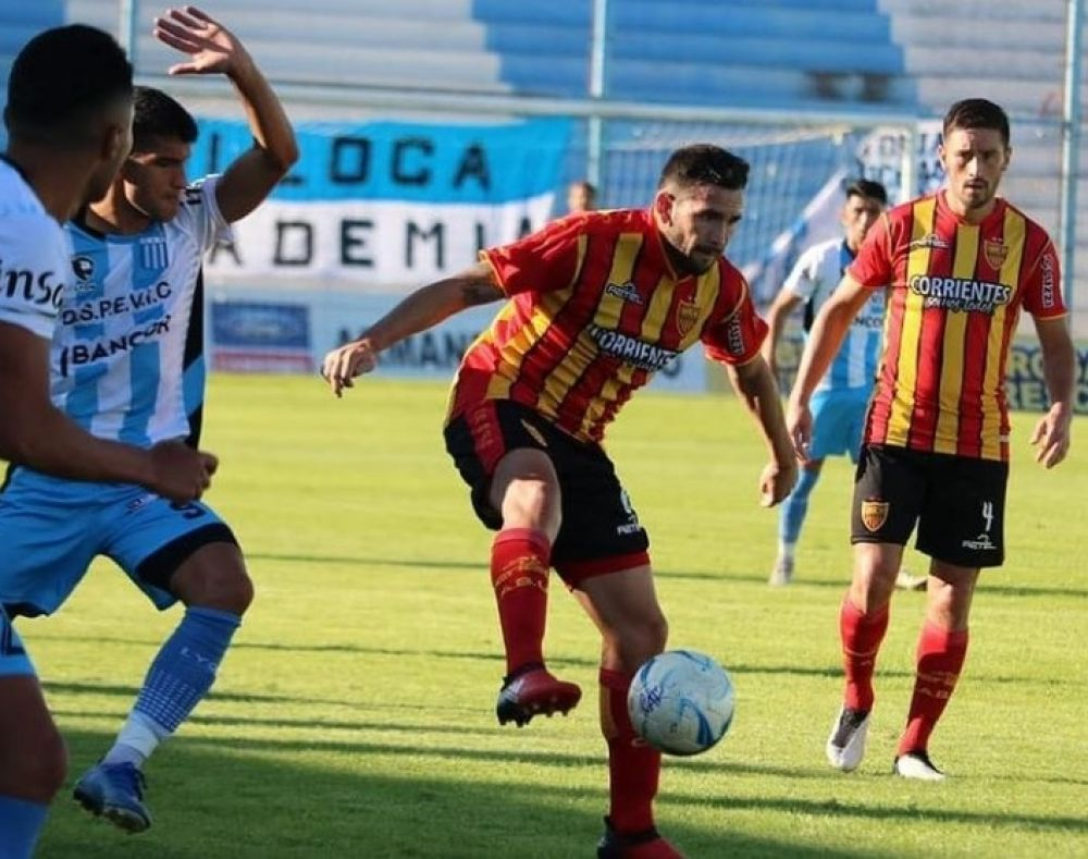 Boca Unidos derrotó 1-0 a Gimnasia de Concepción del Uruguay