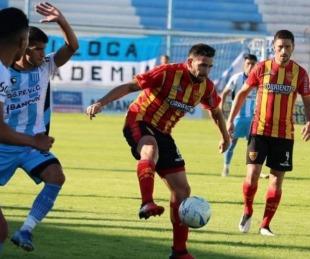 foto: Boca Unidos derrotó 1-0 a Gimnasia de Concepción del Uruguay