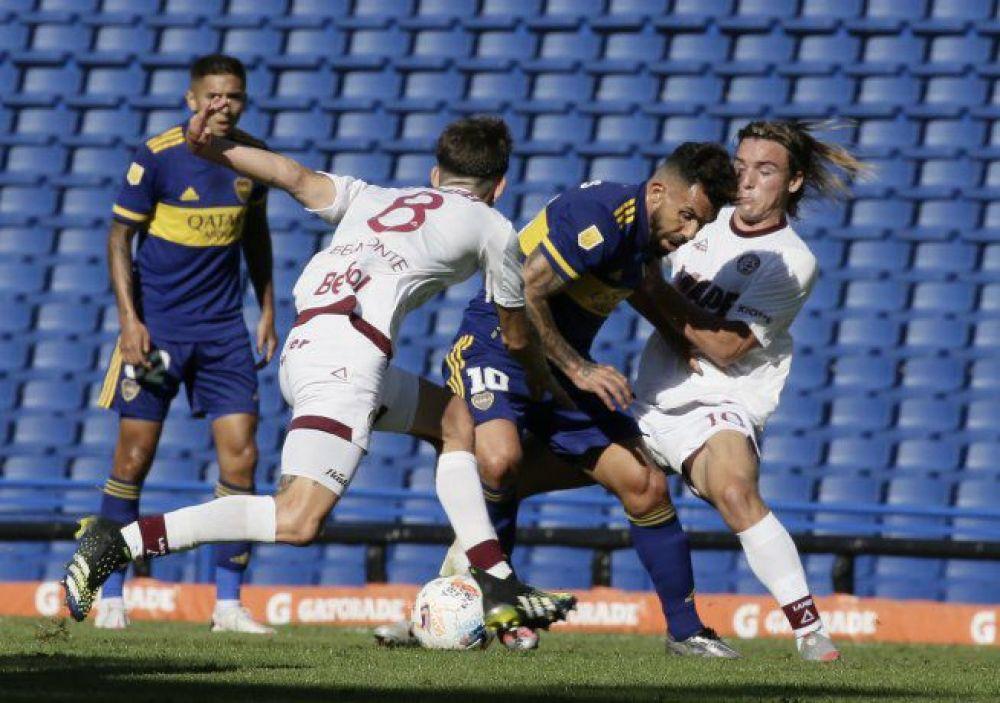 Boca derrotó a Lanús y se clasificó a los cuartos de final de la Copa