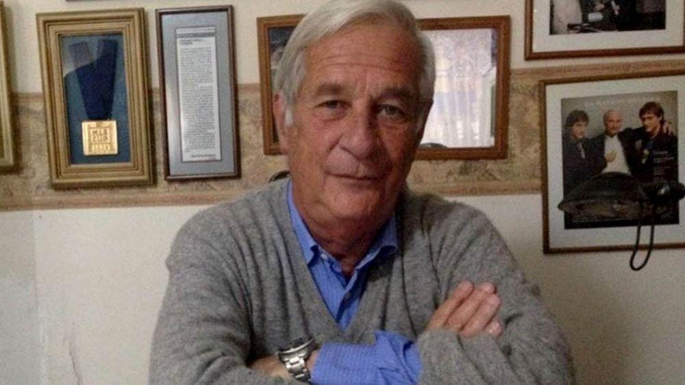 Murió por coronavirus el papá de los mellizos Barros Schelotto