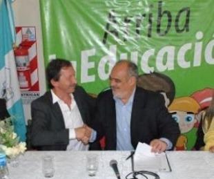 El mensaje de despedida de Ricardo Colombi a Eduardo Galantini