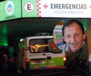 foto: Se agravó la salud de Galantini y lo conectaron a un respirador