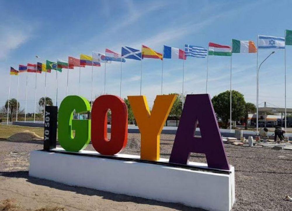 Alivio en Goya por la disminución de casos positivos de Covid-19