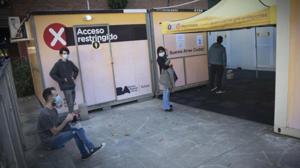 Argentina superó los 65 mil muertos por coronavirus