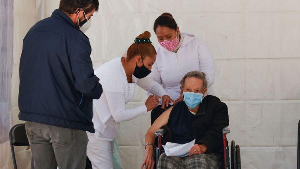 Salud vacunará en los domicilios a personas con discapacidad