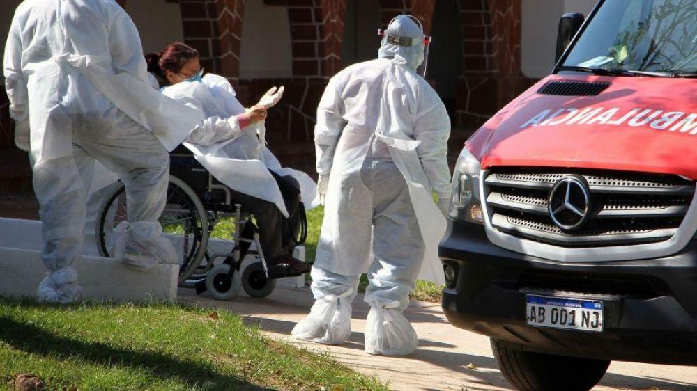 Con 378 casos de Covid, Corrientes superó los 42.000 contagios