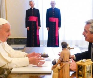 foto: Alberto Fernández confirmó su gira por Europa: visitará al Papa