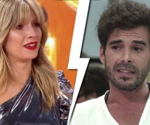 foto: Laurita Fernández y Nico Cabré separados: ella sorprendió con detalles