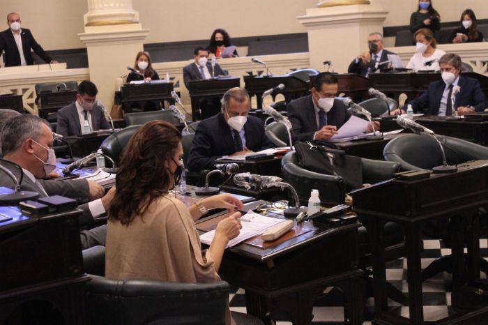 Diputados aprobó homenaje a Ex Combatientes en sus domicilios