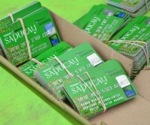 foto: Corrientes: desde mañana se habilitarán las tarjetas Sapucay