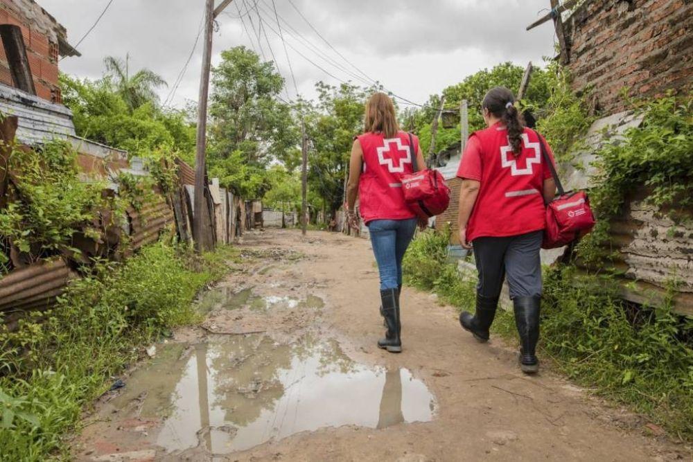 Día de la Cruz Roja: destacan más de 15.000 acciones sanitarias