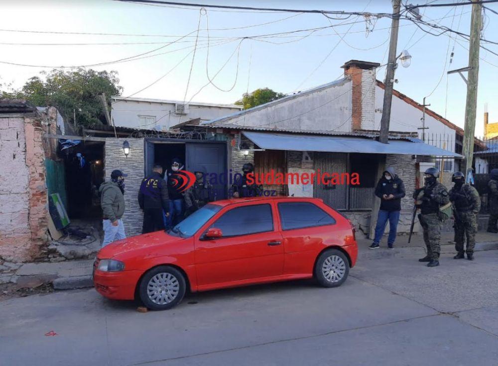 Detuvieron en Corrientes a un hombre buscado en Mercedes