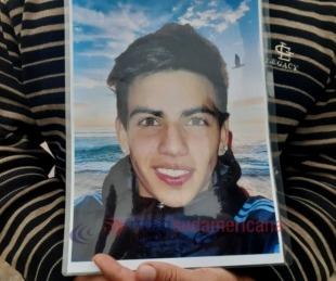 Joven murió en un trágico accidente y su papá pide testigos