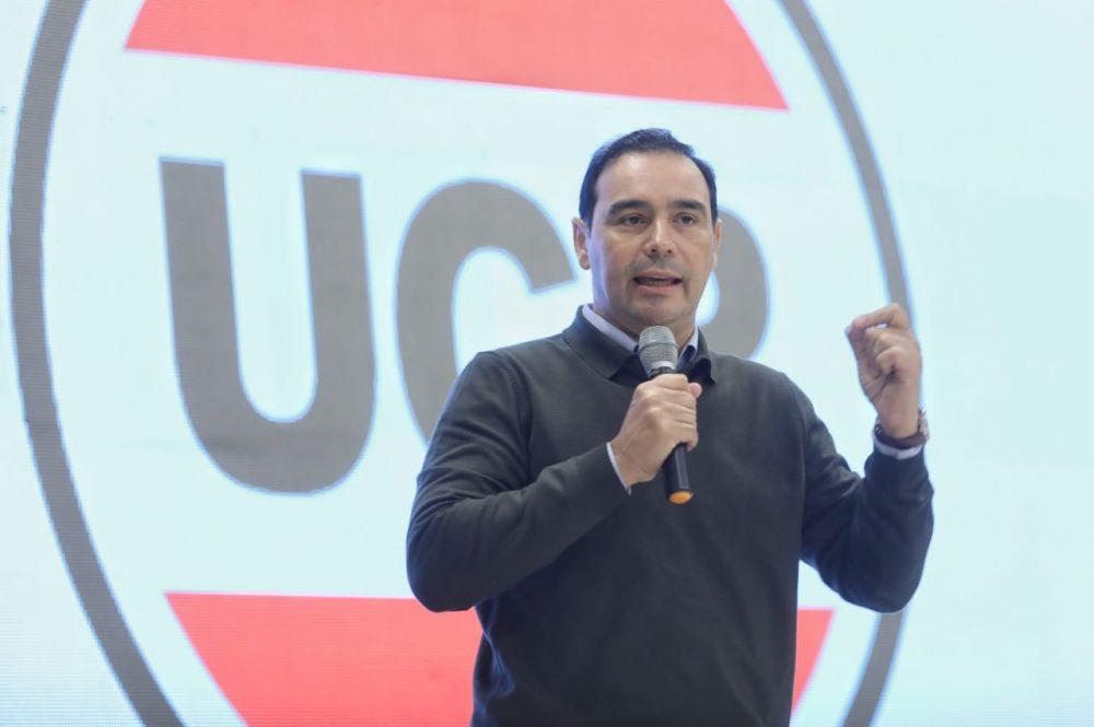 Diputados provinciales de la UCR apoyan la reelección de Valdés