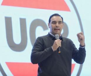 foto: Diputados provinciales de la UCR apoyan la reelección de Valdés