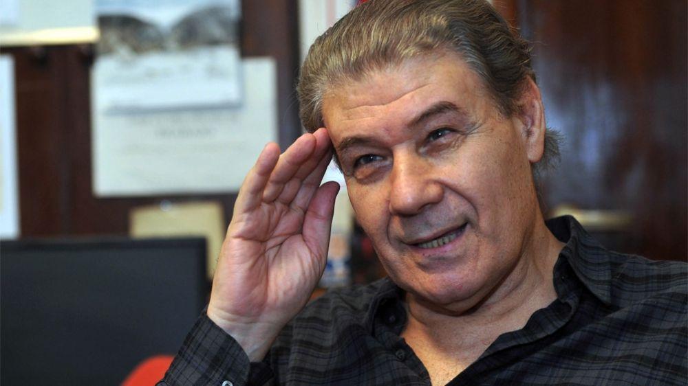 Luego de 50 días internado, le dan de alta a Víctor Hugo Morales