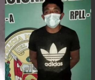 foto: Un violador que atacó a una nena fue ultrajado por más de 50 presos