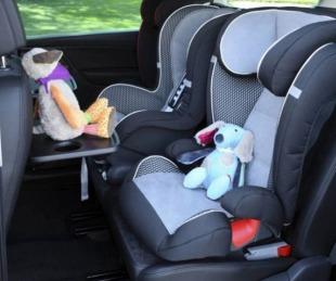 foto: Murió un bebe de dos años que olvidaron en un auto durante siete horas