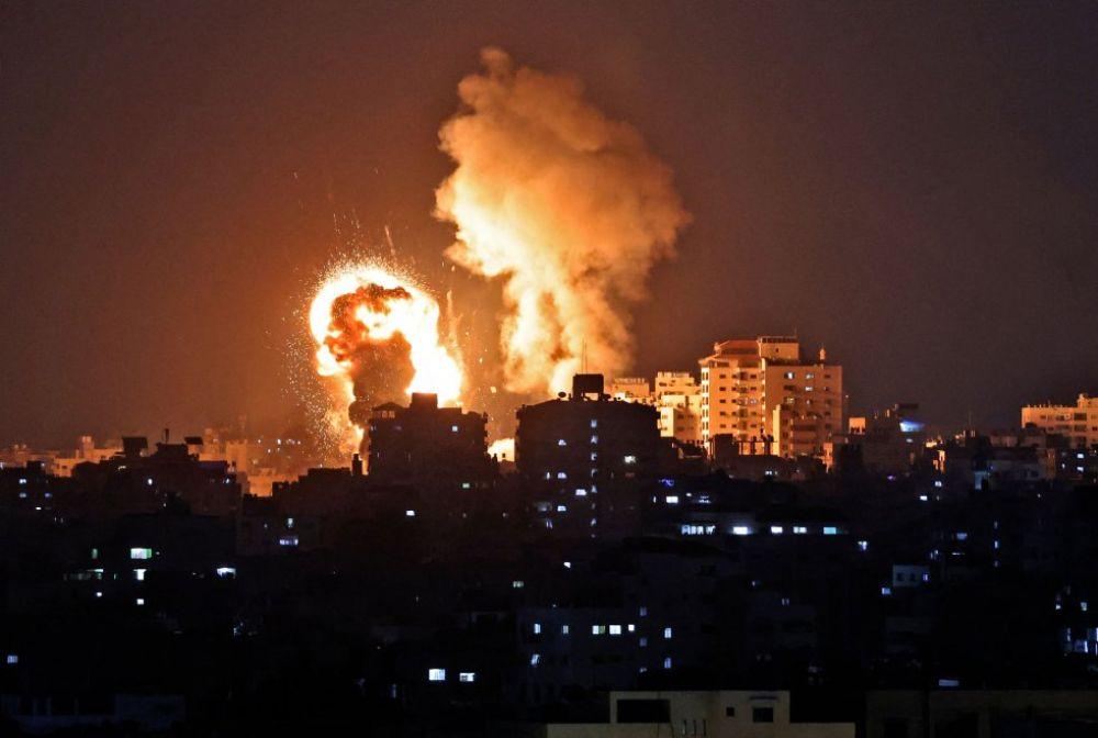 Hubo 20 muertos por el bombardeo de represalia de Israel a Gaza