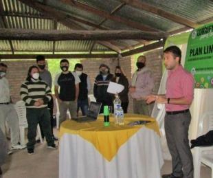 foto: Productores de San Luis del Palmar se acercaron al Plan Limón