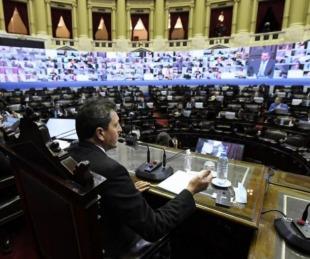 foto: Diputados se refirieron a la postergación de las PASO